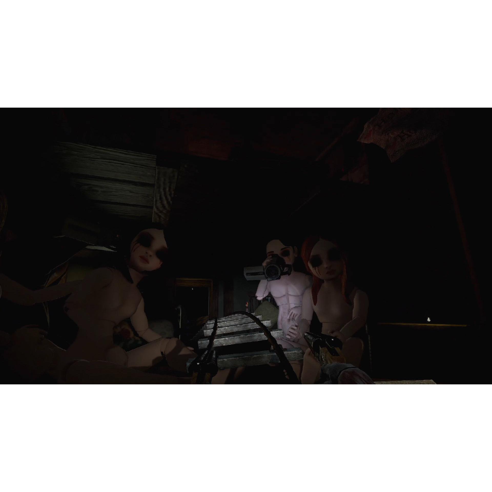 Joc Until Dawn: Rush of Blood VR pentru Sony Playstation 4 4