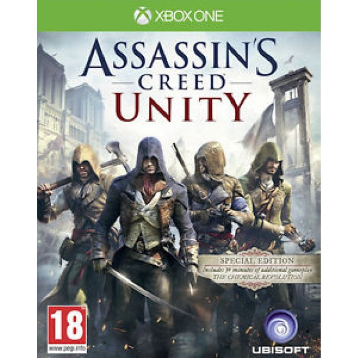 Assassins Creed: Unity - Special Edition (Eng/Arab) /Xbox One 0