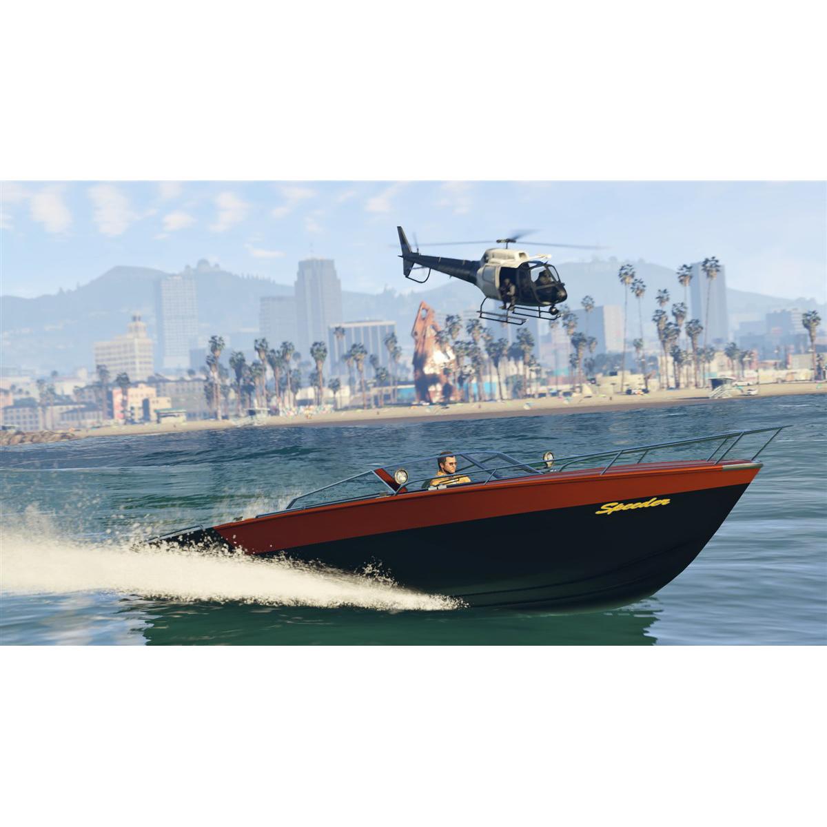 Joc Grand Theft Auto V pentru Xbox One 12