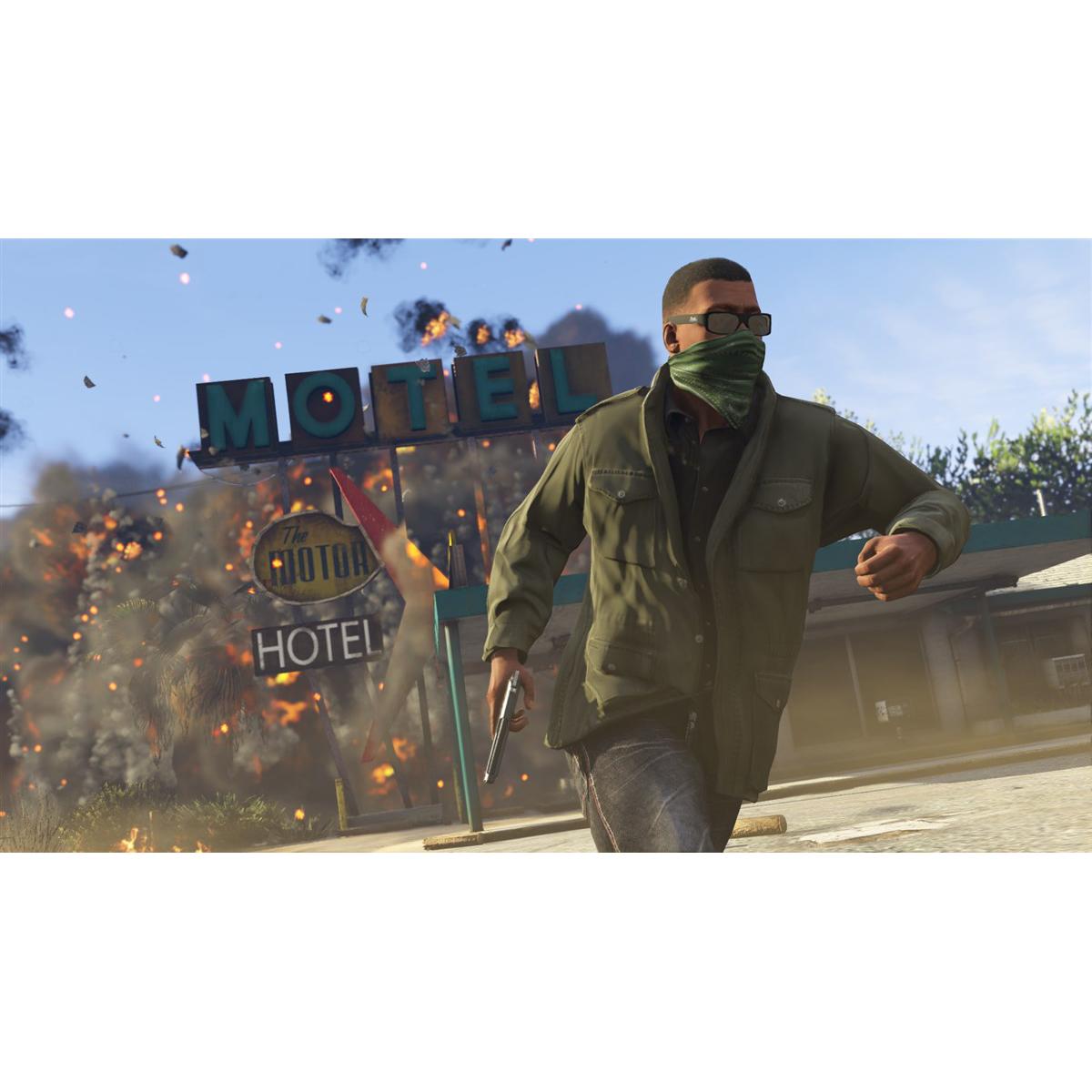 Joc Grand Theft Auto V pentru Xbox One 15