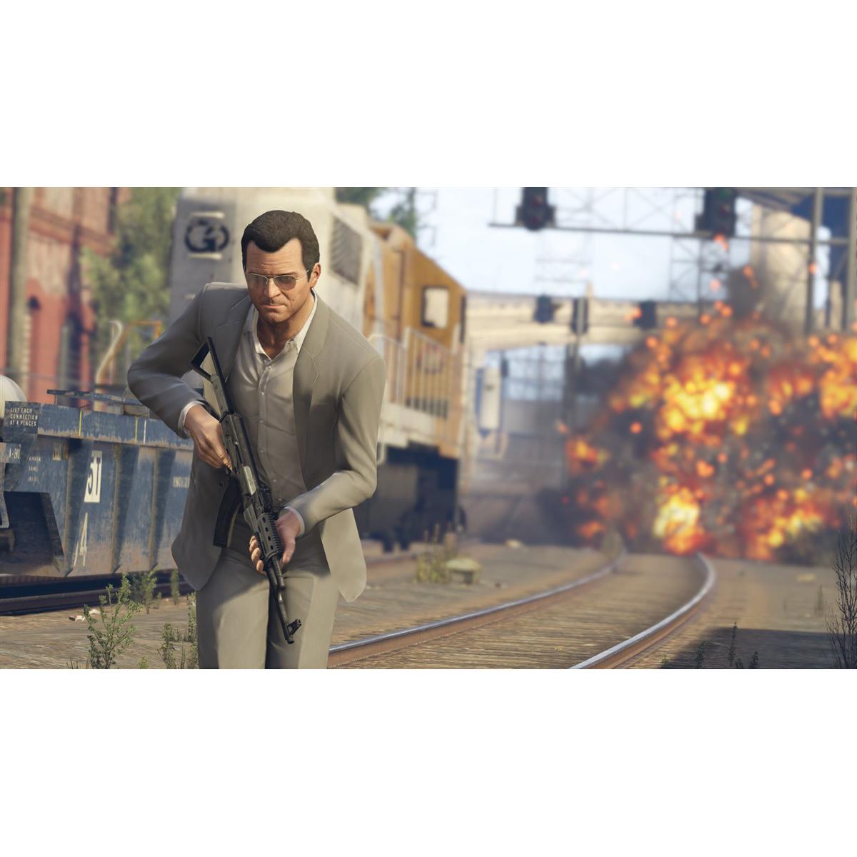 Joc Grand Theft Auto V pentru Xbox One 16