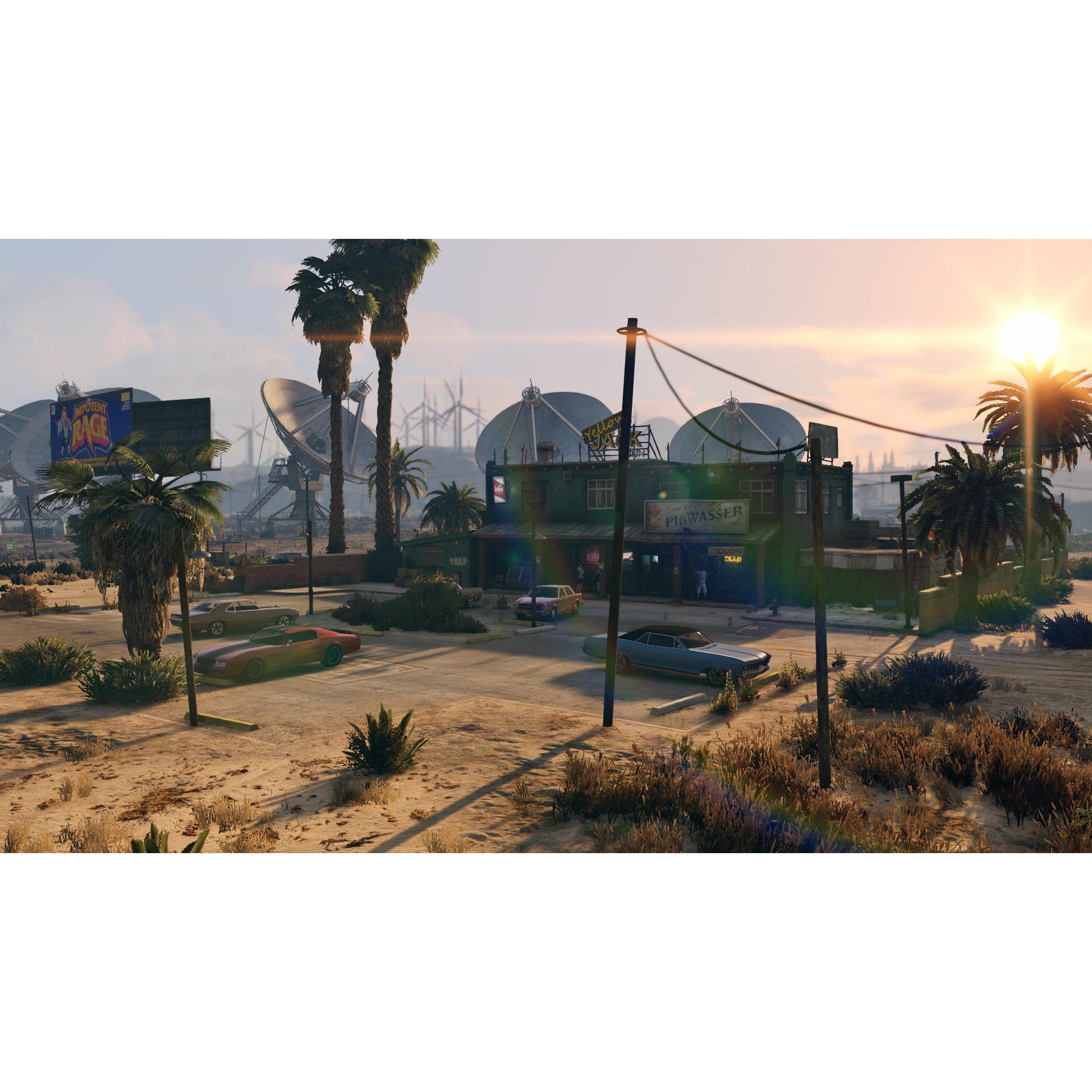Joc Grand Theft Auto V pentru Xbox One 7