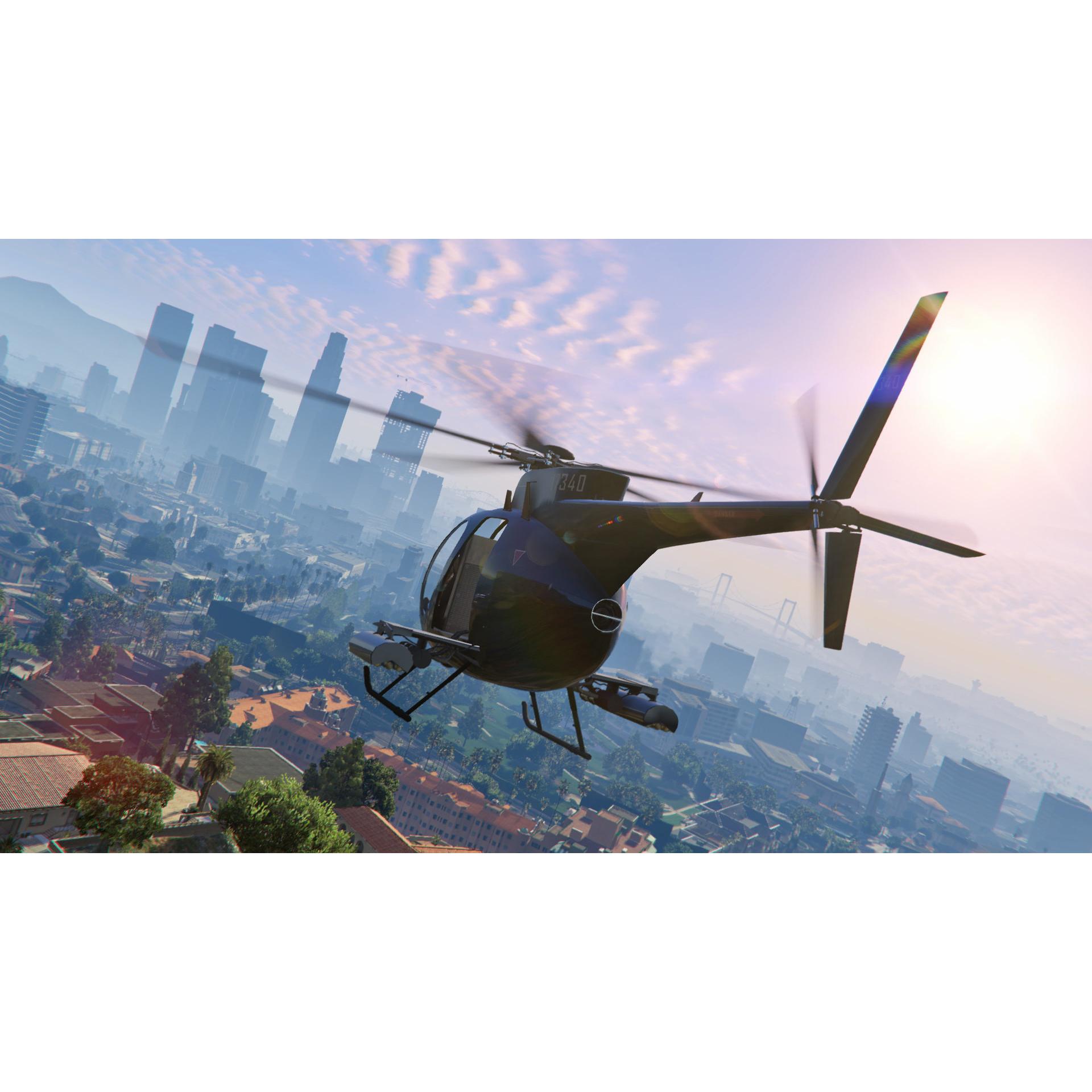 Joc Grand Theft Auto V pentru Xbox One 5