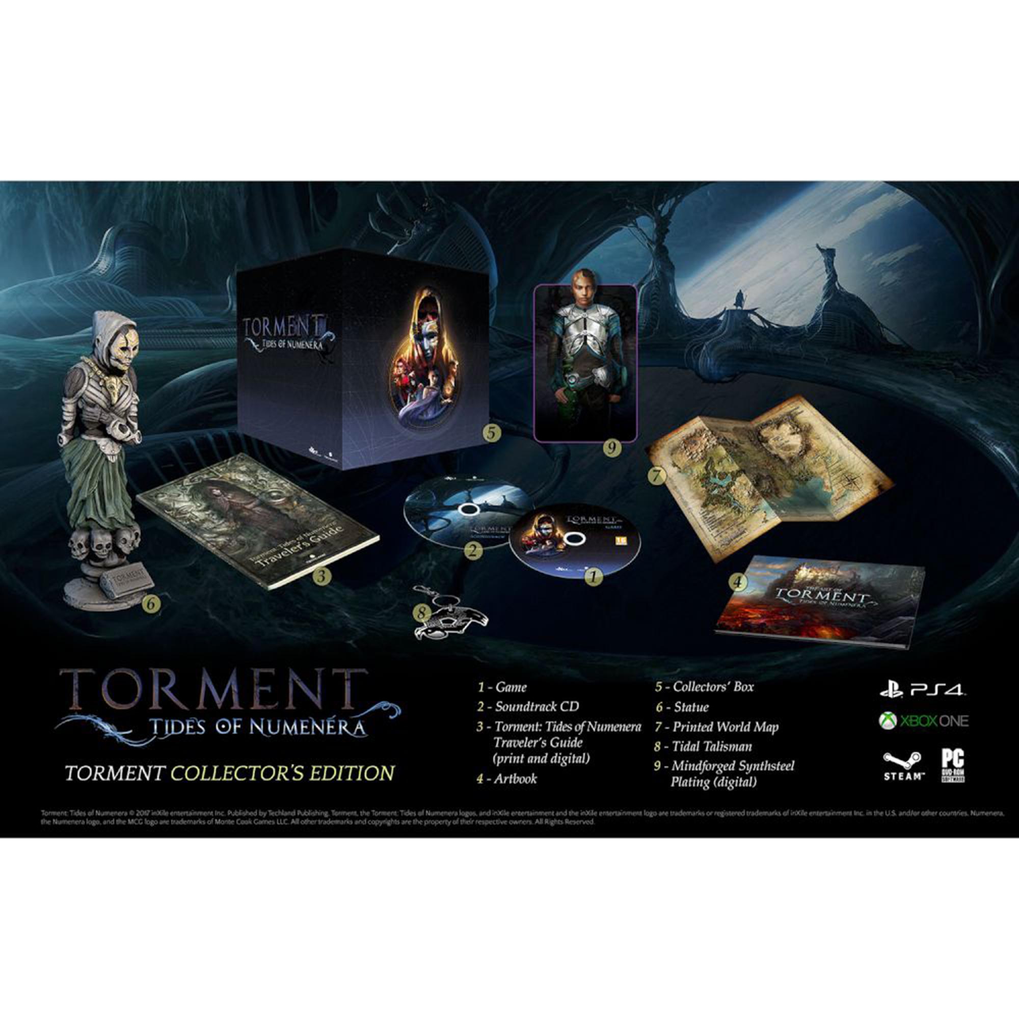 Joc Torment Tides Of Numenera Collector's Edition pentru Xbox One 14