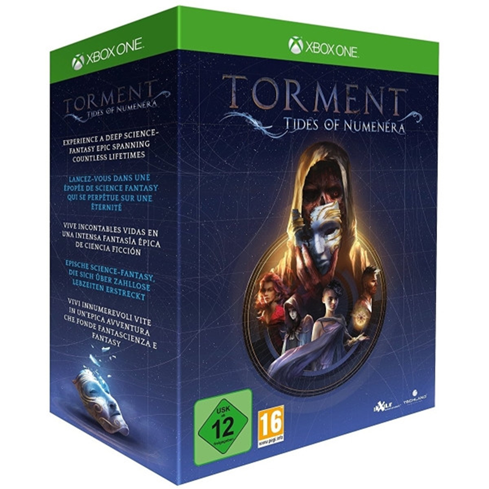 Joc Torment Tides Of Numenera Collector's Edition pentru Xbox One 0