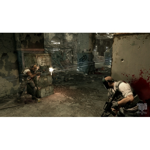 Joc Army of Two The Devil's Cartel - Limited Edition pentru PlayStation 3 3