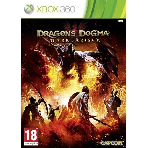 Joc Dragon's Dogma: Dark Arisen pentru Xbox 360 0