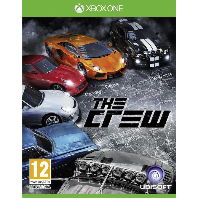Joc The Crew pentru Xbox One 0