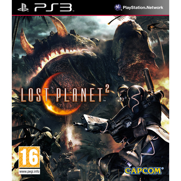 Joc Lost Planet 2 Essentials pentru PlayStation 3 0