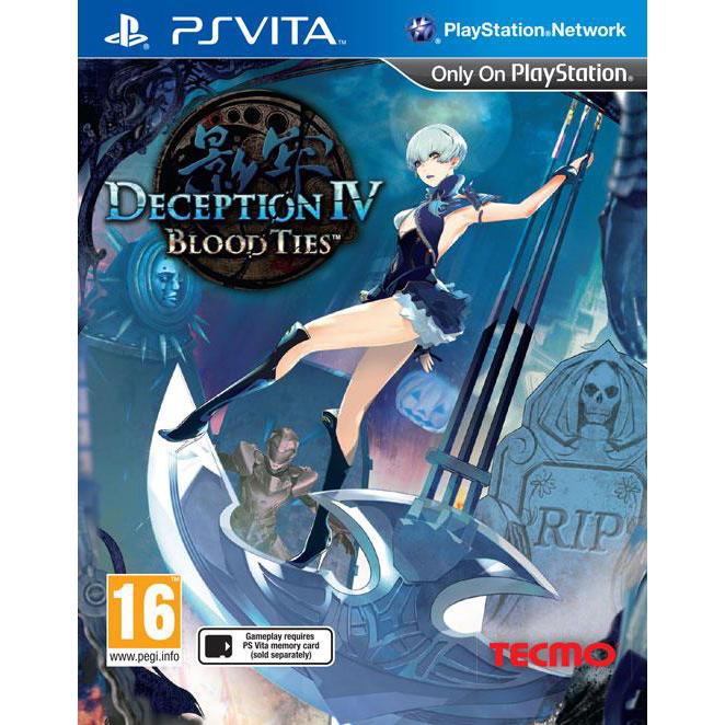 Joc Deception 4: Blood Ties pentru PS Vita 0