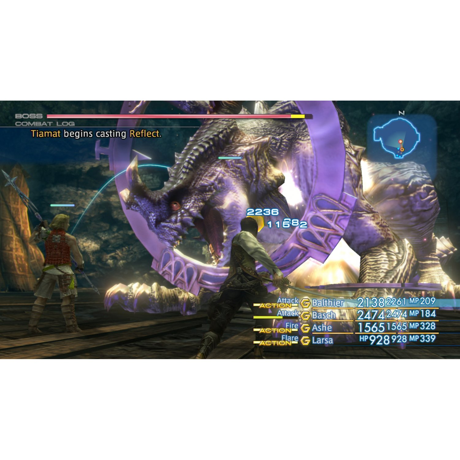 Joc Final Fantasy XII THE ZODIAC AGE Limited Edition PS4 3