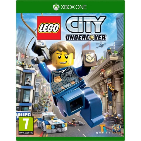 Joc Lego City Undercover pentru Xbox One 0