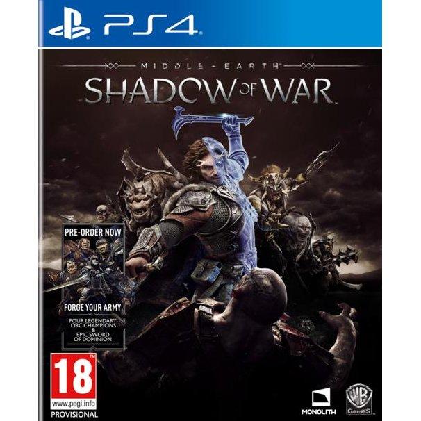 Joc Middle Earth Shadow Of War pentru PlayStation 4 0