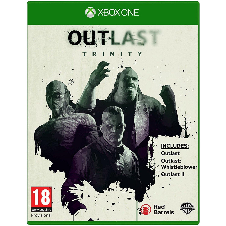 Joc Outlast Trinity pentru Xbox One 0