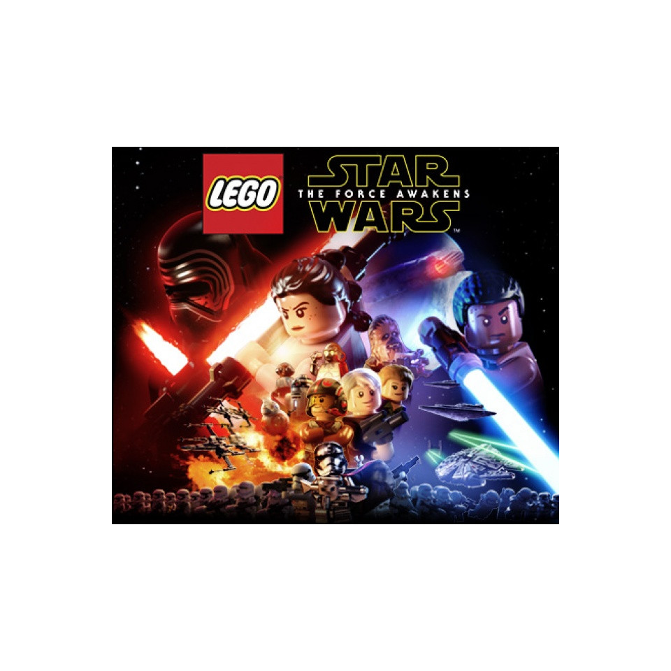 Lego Star Wars: The Force Awakens /3DS 0