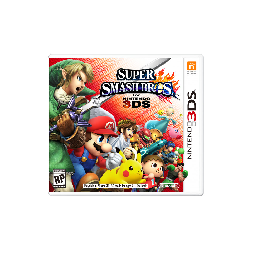 Super Smash Bros. /3DS 0