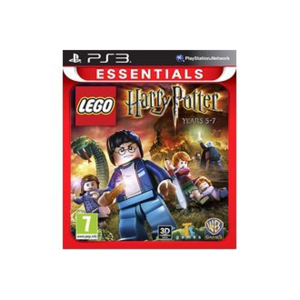 Lego Harry Potter Years 5 - 7 (Eng/Nordic) (Essentials) /PS3 0