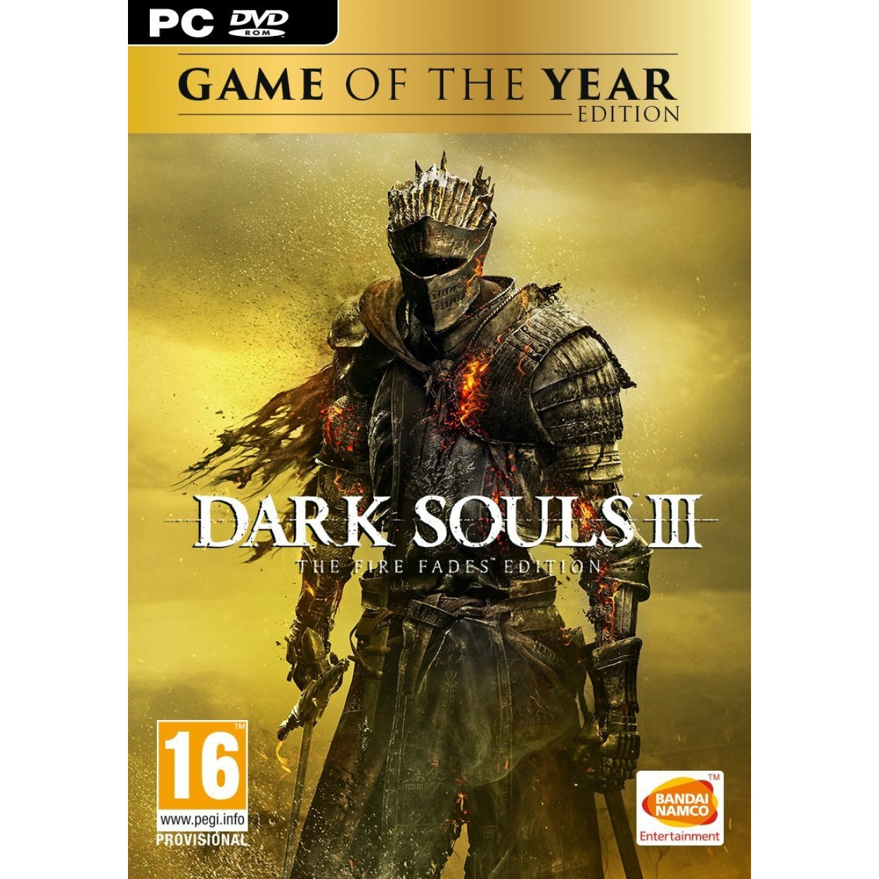 Joc Dark Souls III The Fire Fades (Game of the Year) pentru PC 0