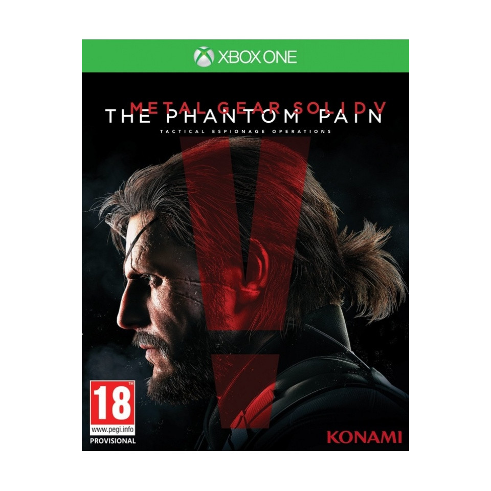 Metal Gear Solid V (5): The Phantom Pain - Day 1 Edition /Xbox One 0