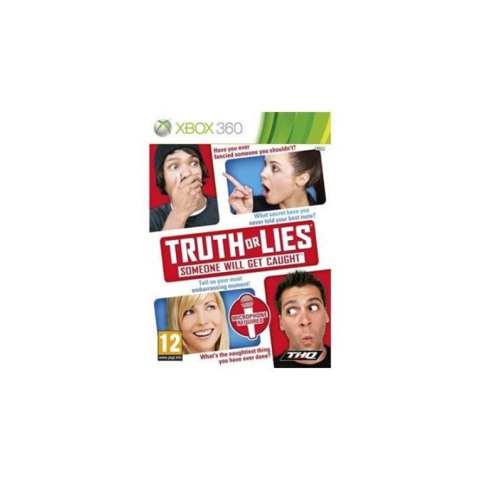Truth or Lies /X360 0