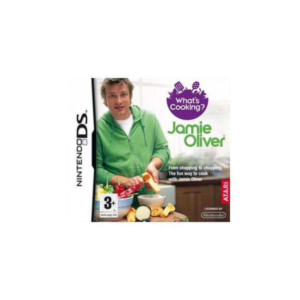 Joc Whats Cooking with Jamie Oliver /NDS 0