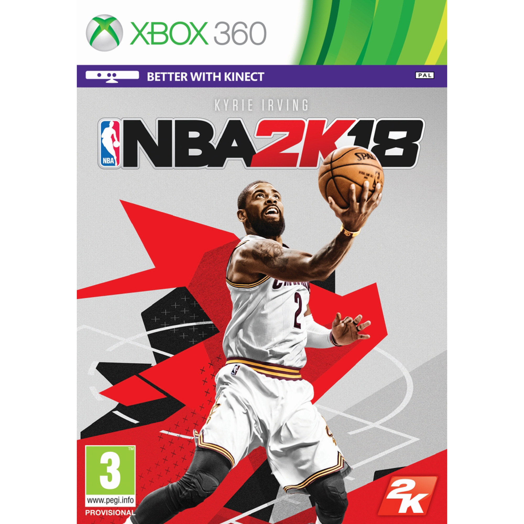 Joc NBA 2K18 pentru Xbox 360 0
