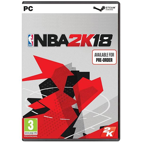 Joc NBA 2K18 (Code in a Box) pentru PC 0