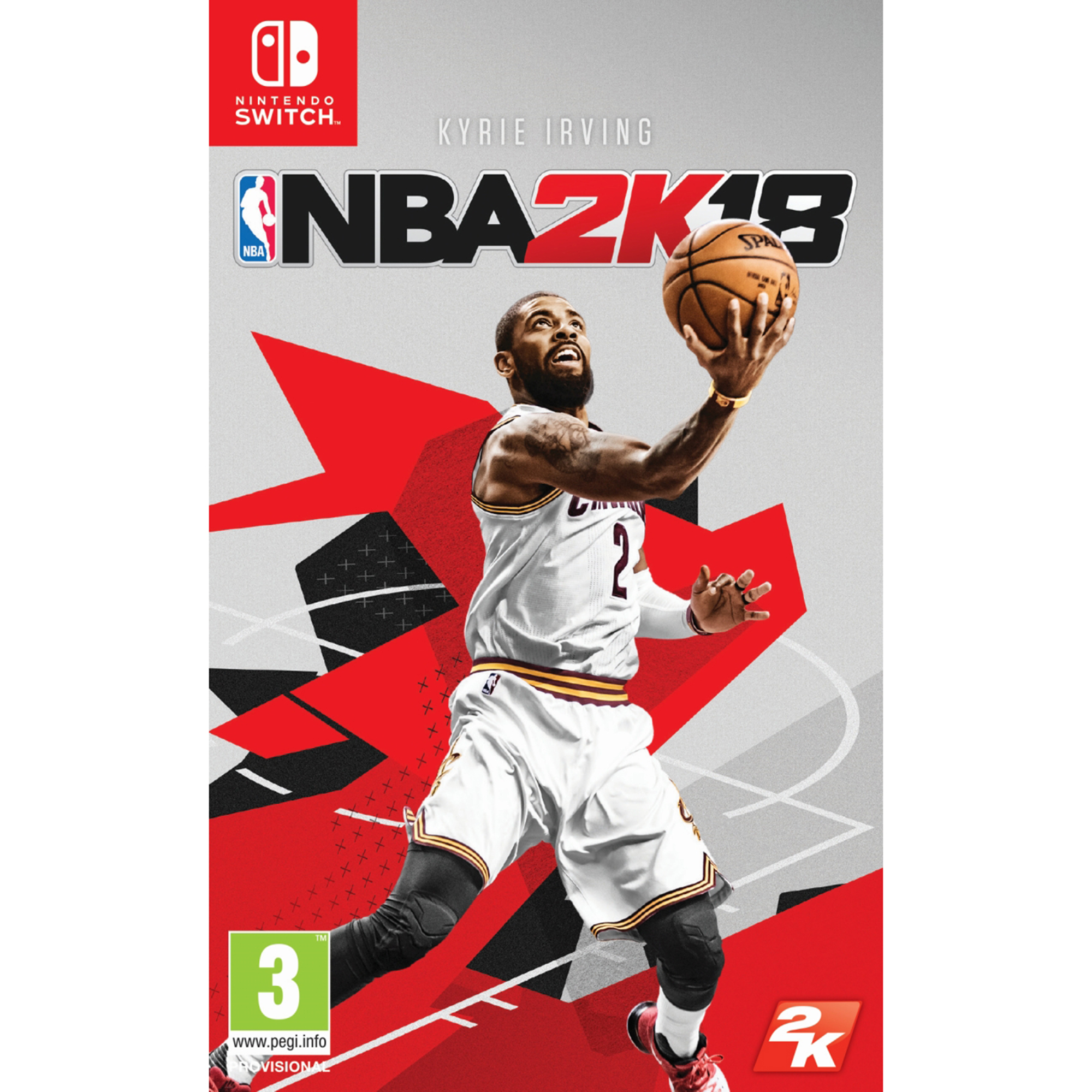 Joc NBA 2K18 pentru Nintendo Switch 0
