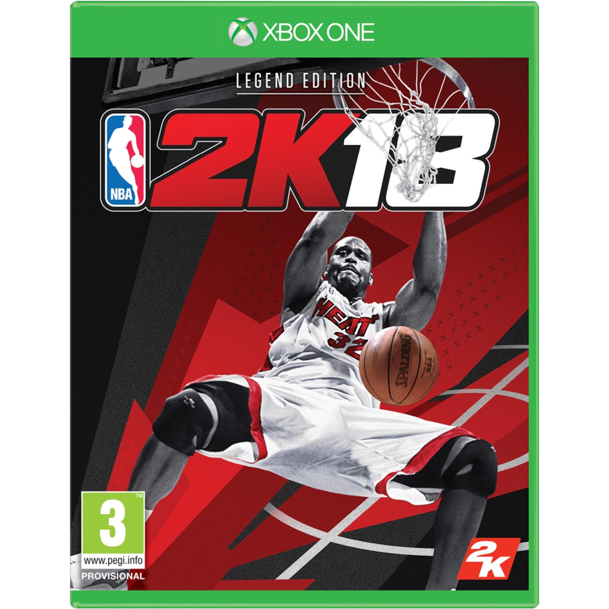 Joc NBA 2K18 SHAQ Legend Edition pentru Xbox One 0