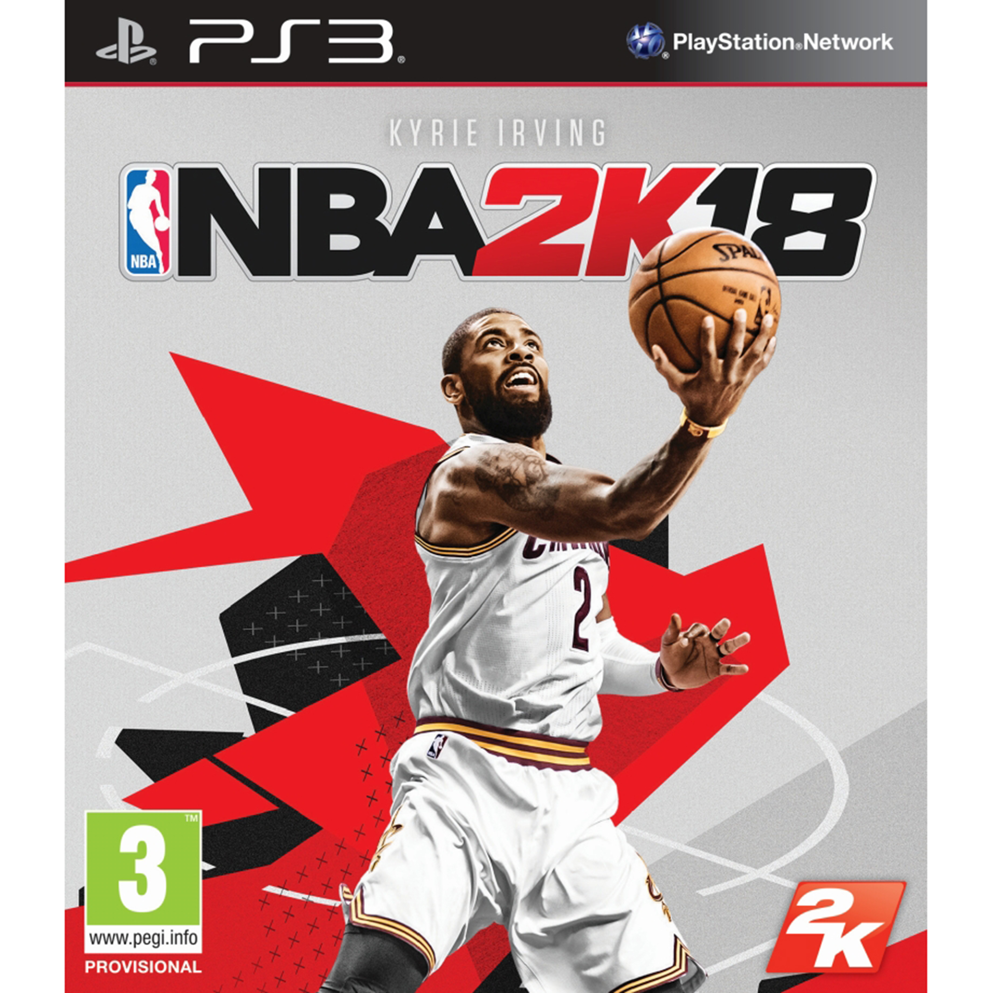 Joc NBA 2K18 pentru PlayStation 3 0