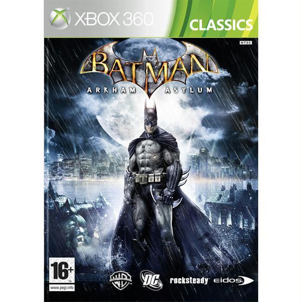 Joc Batman Arkham Asylum Xbox360 0