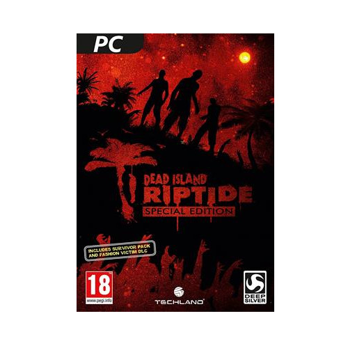 Joc Dead Island Riptide Complete Edition Pc 0