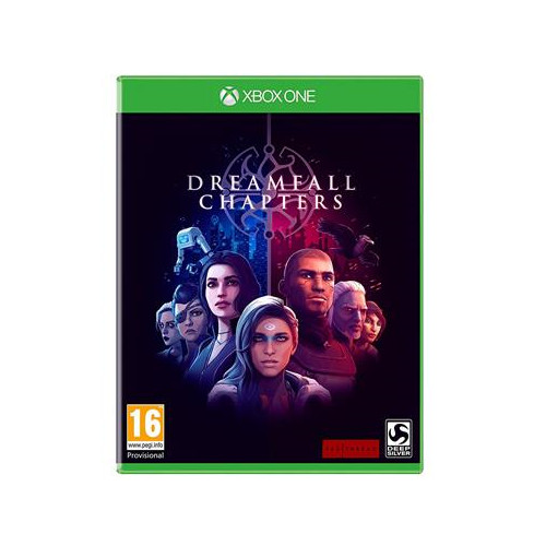 Joc Dreamfall Chapters Xbox One 0