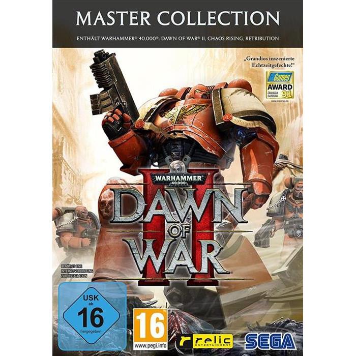 Joc Warhammer 40.000 Dawn Of War 2 Master Collection Pc 0