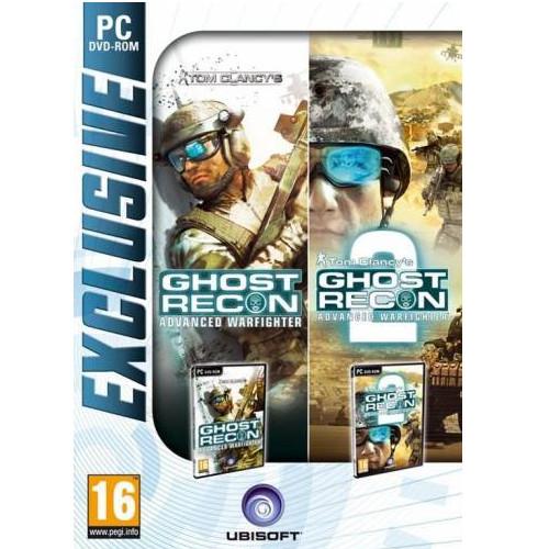 Joc Ghost Recon Advanced Warfighter 1 2 Compilation Pc 0