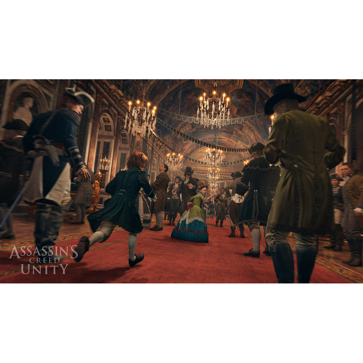 Joc Assassins Creed Unity Greatest Hits pentru Xbox One 1