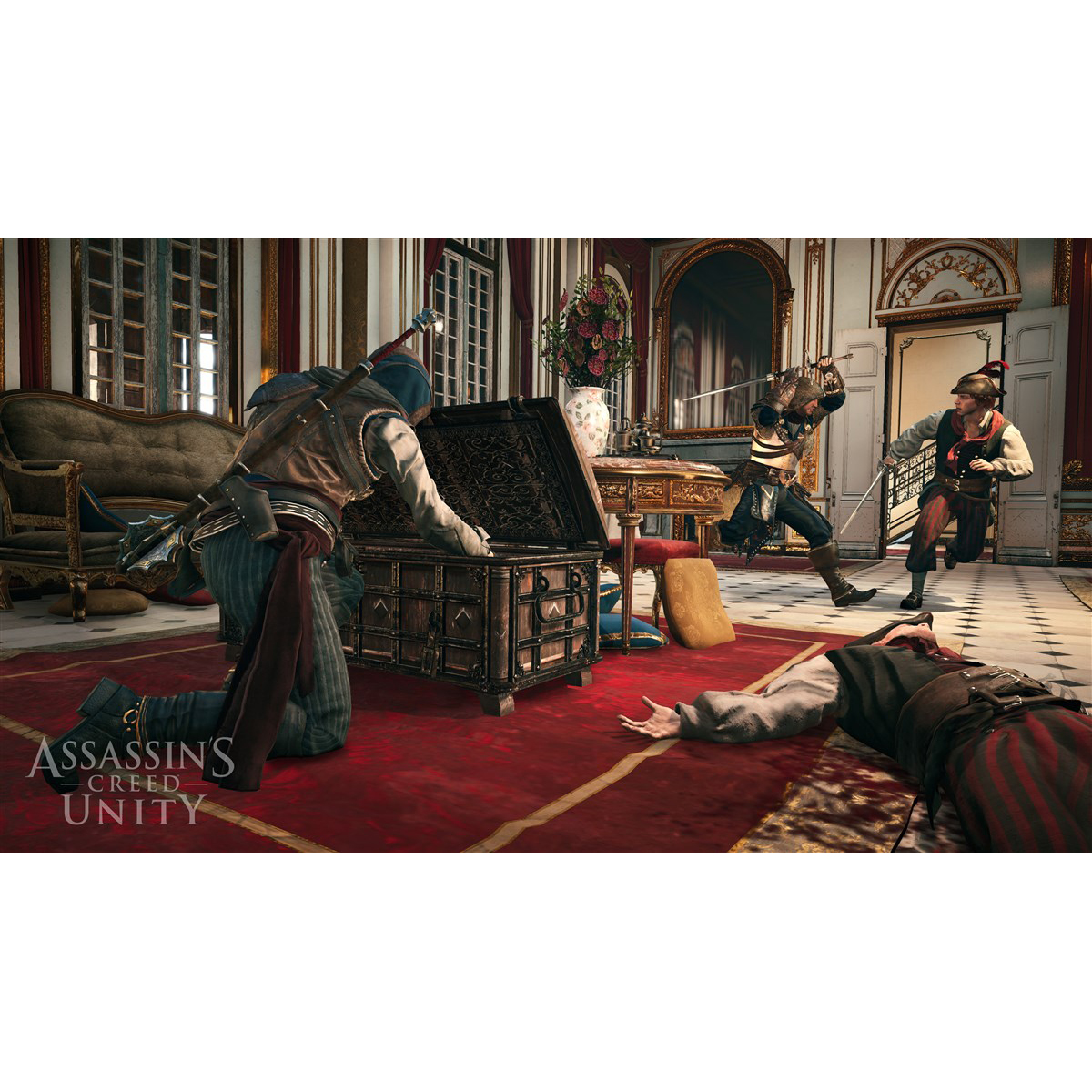 Joc Assassins Creed Unity Greatest Hits pentru Xbox One 3