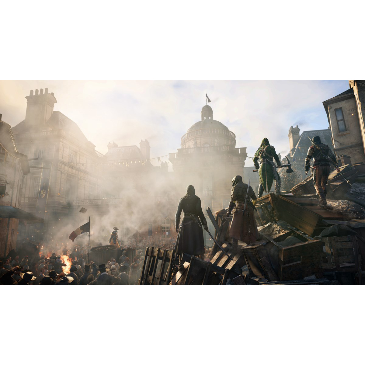 Joc Assassins Creed Unity Greatest Hits pentru Xbox One 8