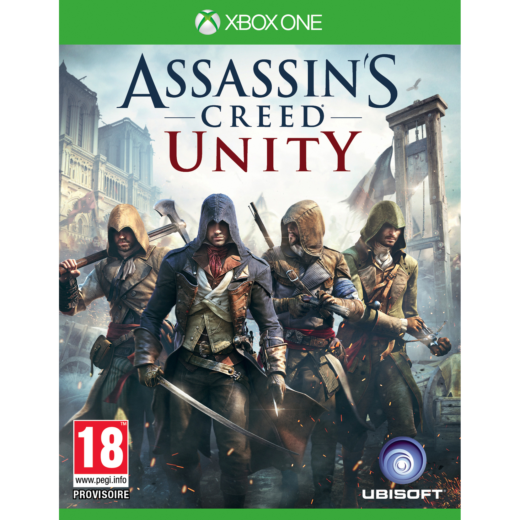 Joc Assassins Creed Unity Greatest Hits pentru Xbox One 0