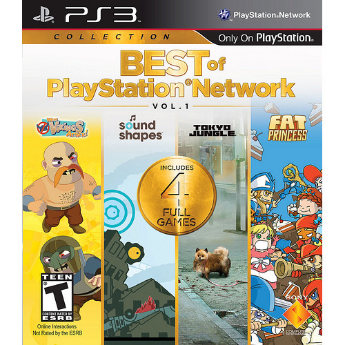 Joc Best Of Psn Volume 1 Ps3 0