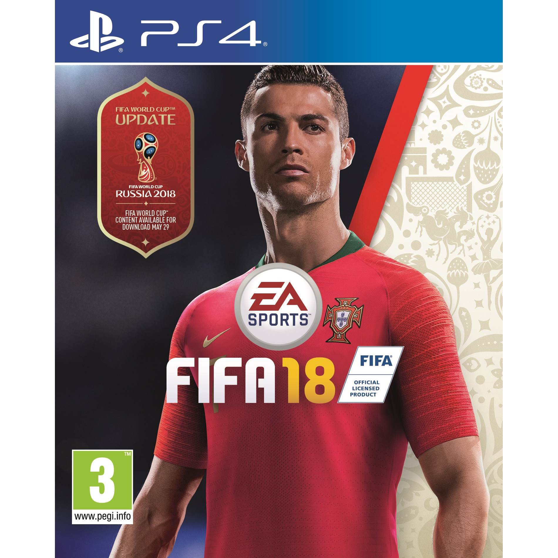 Joc FIFA 18 pentru PlayStation 4 0