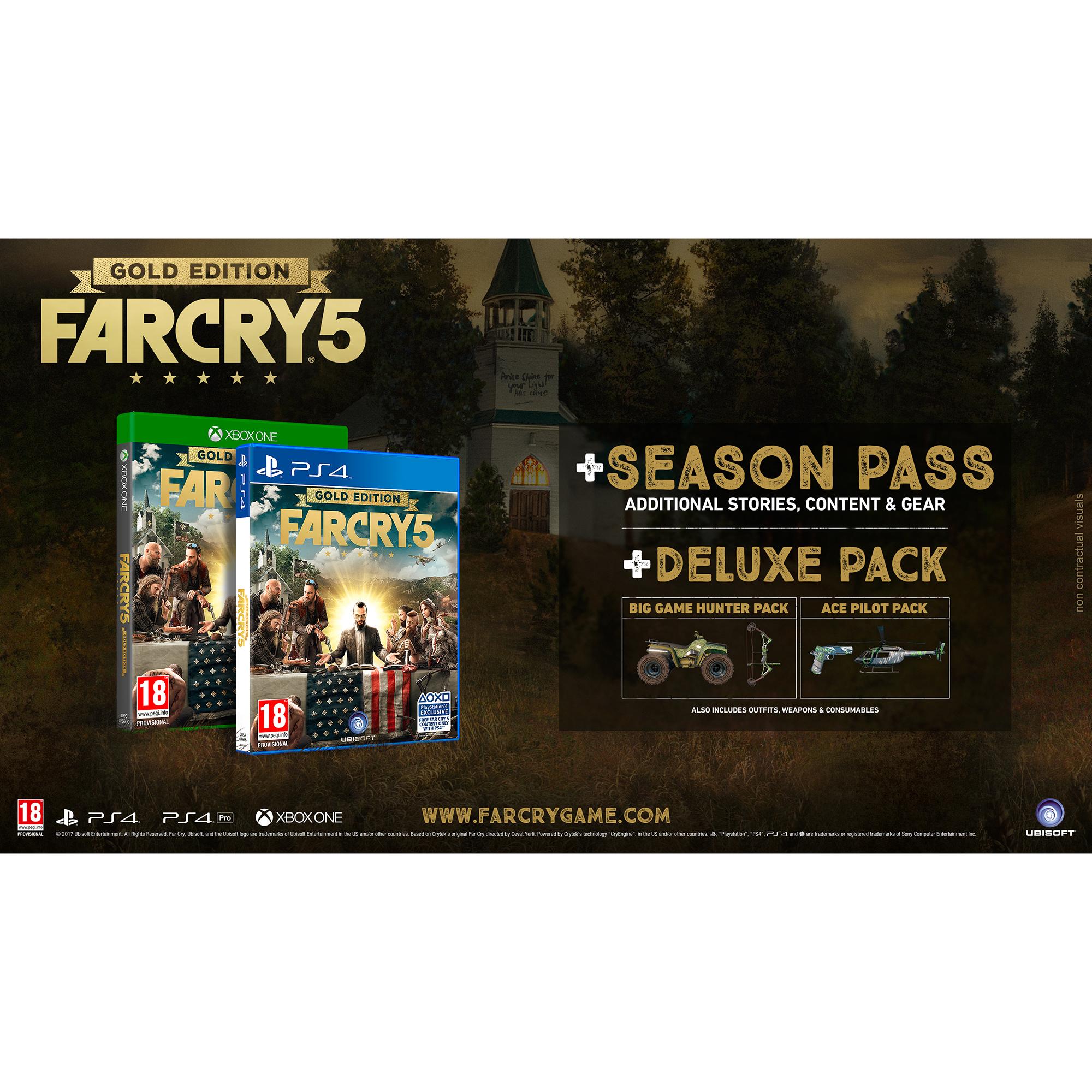 Joc Far Cry 5 Gold Edition pentru Xbox One 5