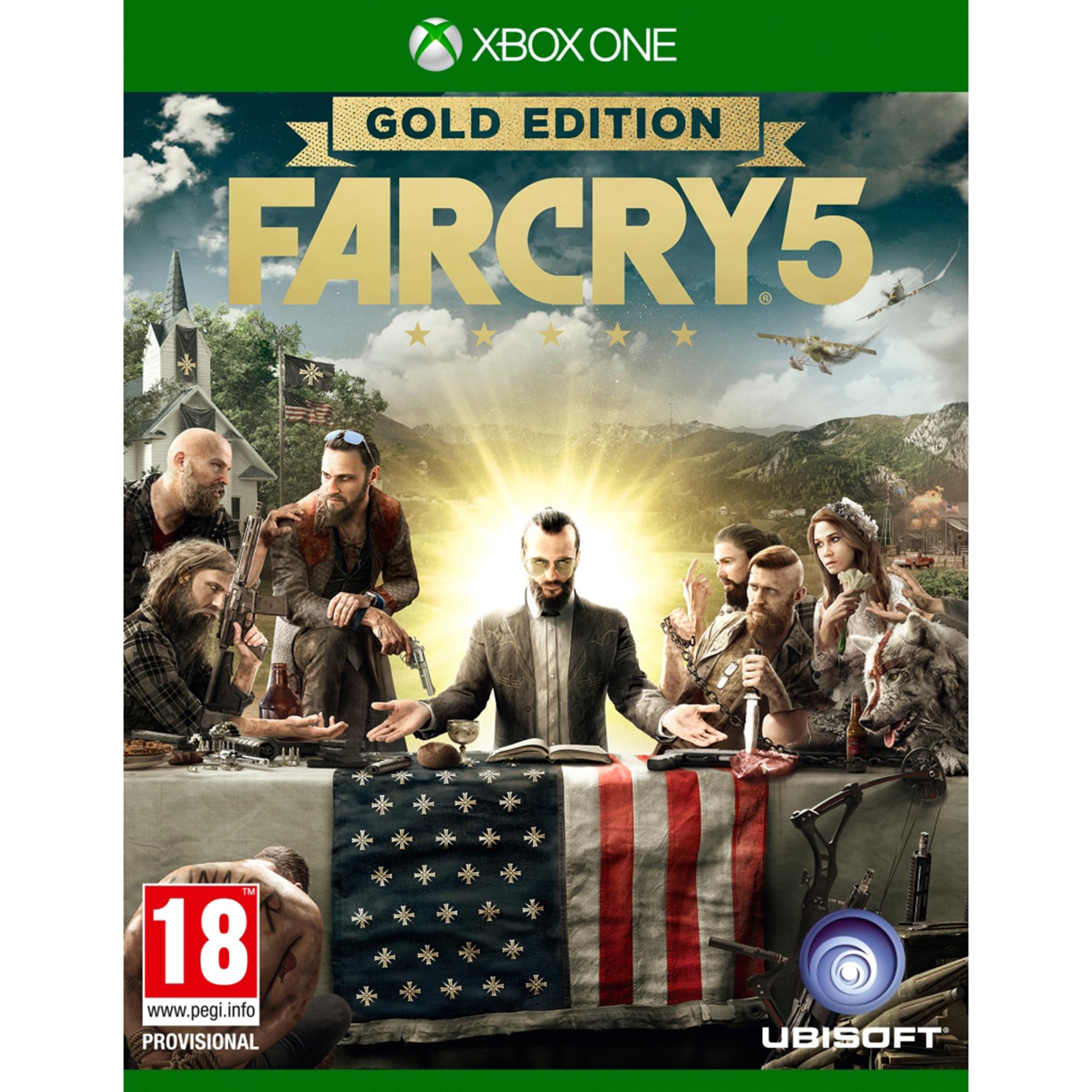 Joc Far Cry 5 Gold Edition pentru Xbox One 0