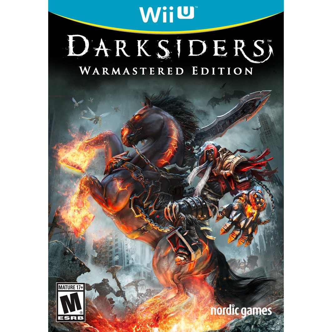 Joc Darksiders Warmastered Edition Nintendo Wii U 0