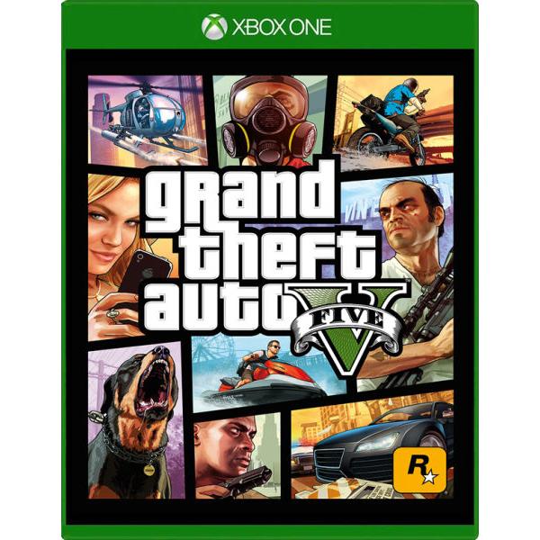 Joc Grand Theft Auto V pentru Xbox One 0