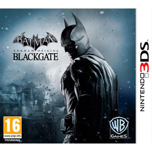 Joc Batman Arkham Origins pentru Nintendo 3DS 0