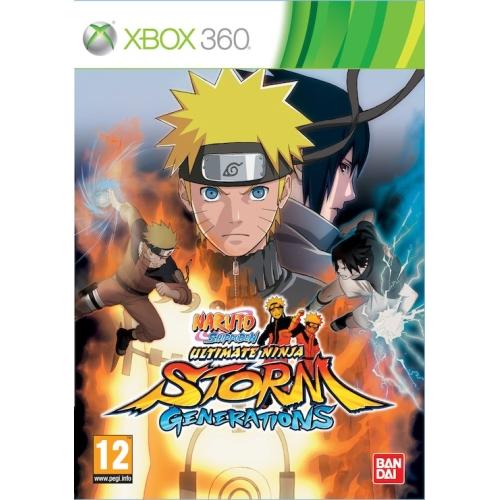 Joc Naruto Shippuden: Ultimate Ninja Storm Generations pentru Xbox 360 0