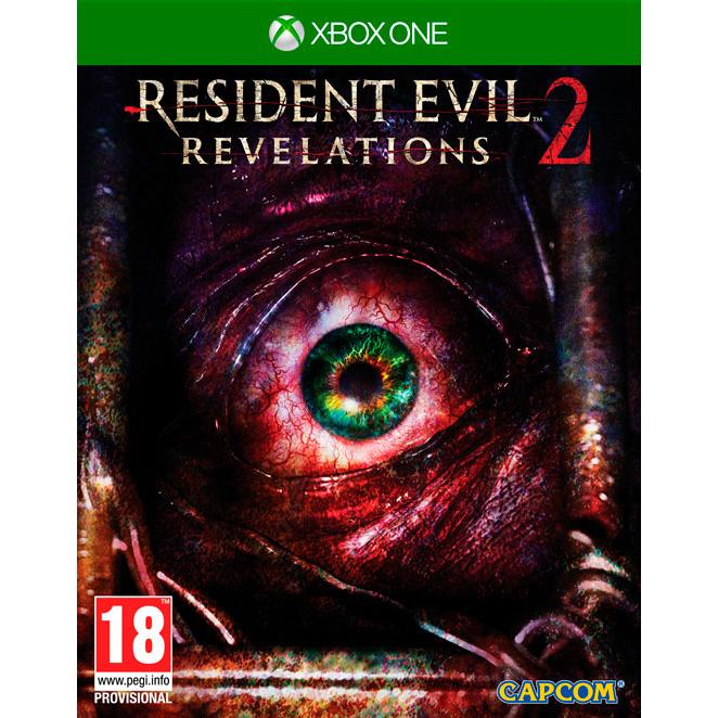Joc Resident Evil Revelations 2 pentru Xbox ONE 0