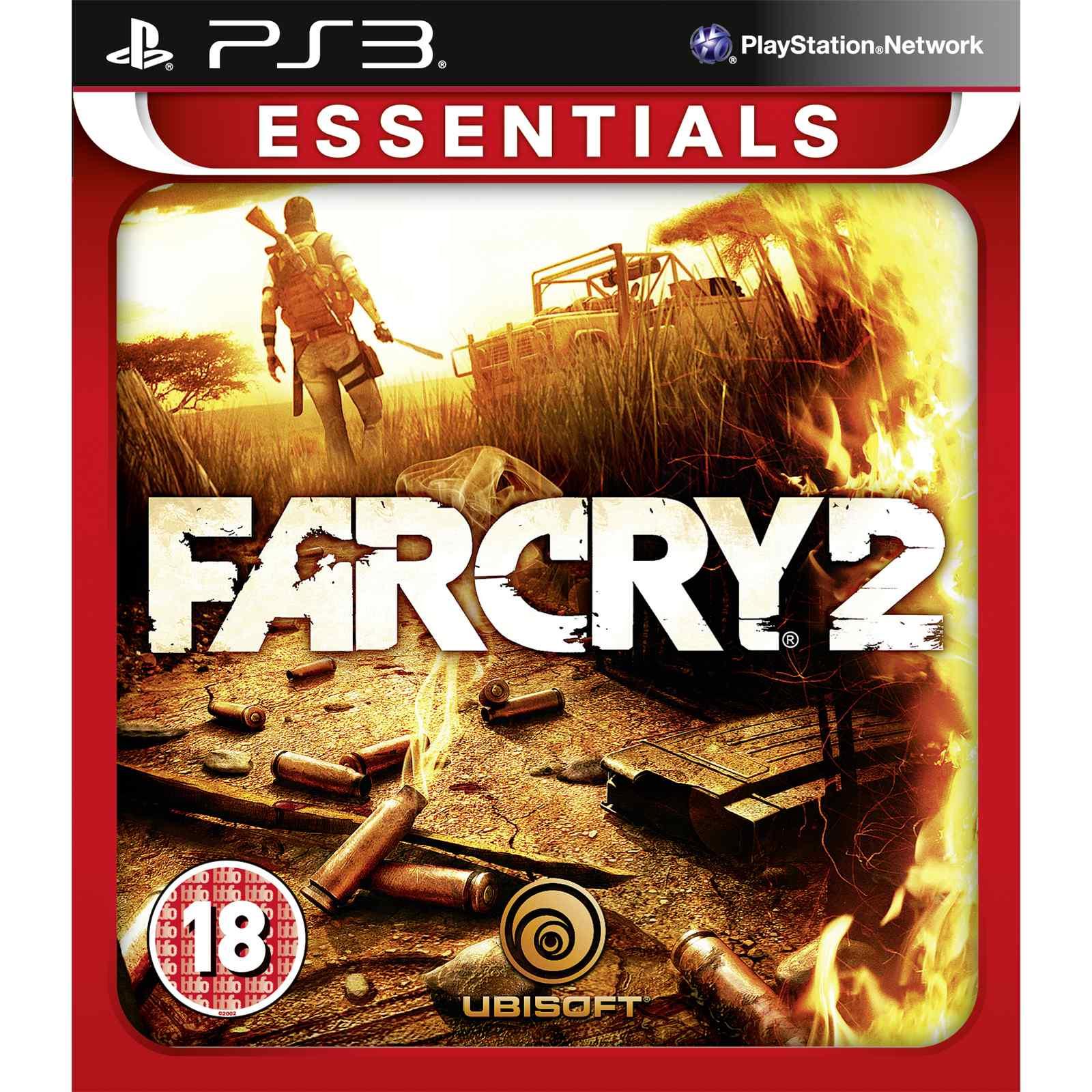 Joc Far Cry 2 - Essentials pentru PlayStation 3 0