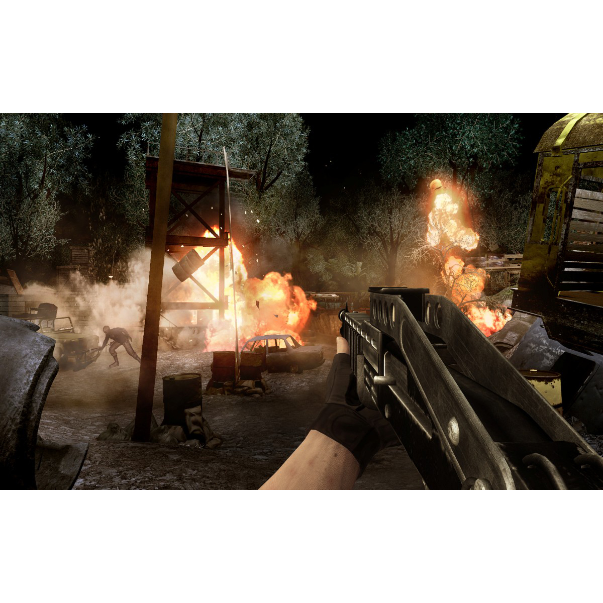 Joc Far Cry 2 - Essentials pentru PlayStation 3 8